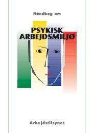 Psykisk arbejdsmiljø - Arbejdstilsynet