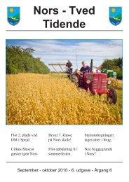 Nors - Tved Tidende - Norsby.dk