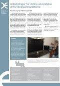 Implementering af energibesparelser ved benyttelse af ... - Elforsk - Page 4