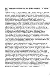 Se referatet i pdf-format - Rådet for Bæredygtig Trafik