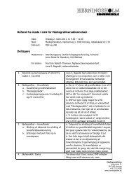 Referat fra møde i LUU for Mediegrafikeruddannelsen Deltagere
