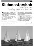 september 2010 - Kjøbenhavns Amatør-Sejlklub - Page 7