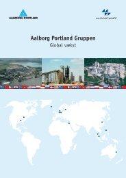 GLobal vækst.indd - Aalborg Portland