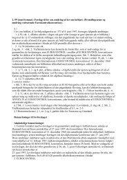 L 59 (som fremsat): Forslag til lov om ændring af lov om luftfart ...