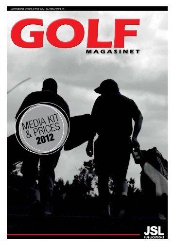 Media kit & Prices 2012 - JSL PUBLICATIONS A/S