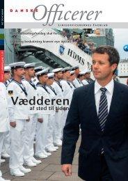DO nr.7.06#korr. - Hovedorganisationen af Officerer i Danmark