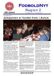 2012 Fodbold-Nyt November.pub - DBU Jylland