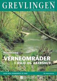 Grevlingen nr. 2 - 2003 - Norges Naturvernforbund