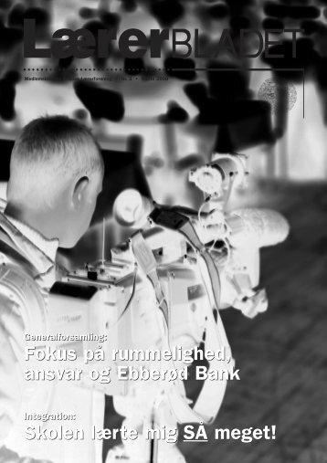 Fokus på rummelighed, ansvar og Ebberød Bank Skole - Danmarks ...