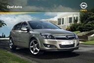 Opel Astra - Opel.dk