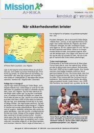 Gadebørn - KGV.F.09 - Mission Afrika
