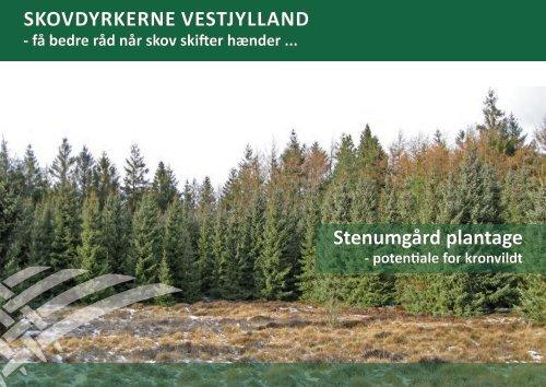 Eksempel på salgspræsentation - Skovdyrkerforeningen