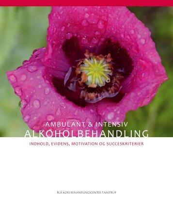 ALKOHOLBEHANDLING - Blå Kors Behandlingscenter