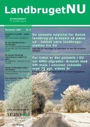 December - Agrogruppen Danmark