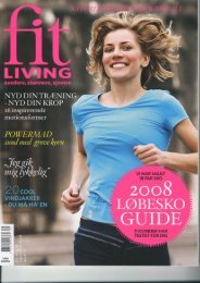 artikel fit living sep08.pdf - Nyt Smil