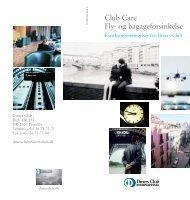 Forsikringsbetingelser - Diners Club