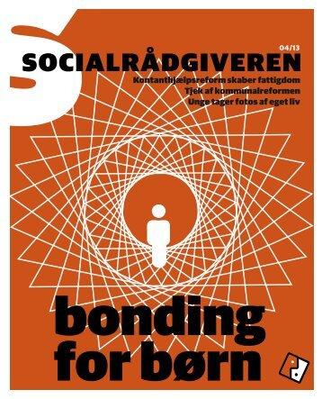 Socialrådgiveren nr. 4, 21. marts 2013 - Dansk Socialrådgiverforening