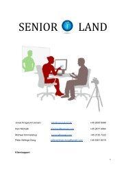 Klient rapport - E-concept fall 2012