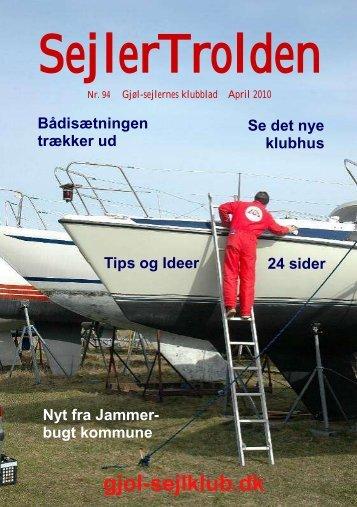 SejlerTrolden - Gjøl Sejlklub