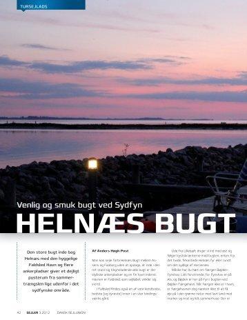 Download turartiklen om Helnæs Bugt fra ... - Dansk Sejlunion