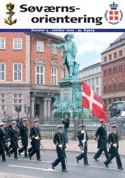 Søværnsorientering nr. 3 / 2005