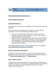 http://researchspace.auckland.ac.nz ResearchSpace@Auckland ...