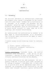 - 43 - Kapitel 3 f on 3.1. Indledning. Ved politiets afholdelse af ... - Krim