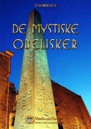 DE MYSTISKE OBELISKER - Erik Ansvang - Visdomsnettet