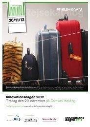 Innovationsdagen 2012 - Liv og Lederskab