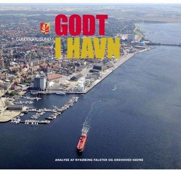 Godt i Havn - Guldborgsund Havne