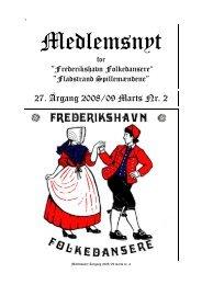 Se bladet - Frederikshavn Folkedansere