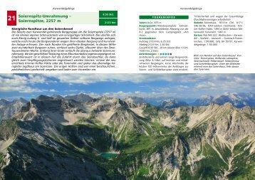 21 Soiernspitz-Umrahmung – Soiernspitze, 2257 m
