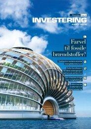 Farvel til fossile brændstoffer? - Danske Bank