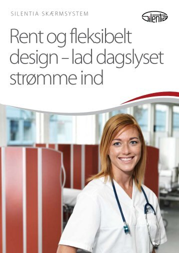 SILENTIA SKÆRMSYSTEM - Silentia AB