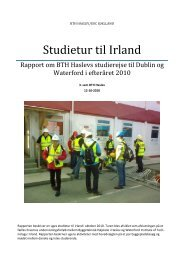 Studietur til Irland - EUC Sjælland
