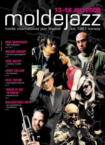arve henriksen melody gardot jaga jazzist jamie - Moldejazz
