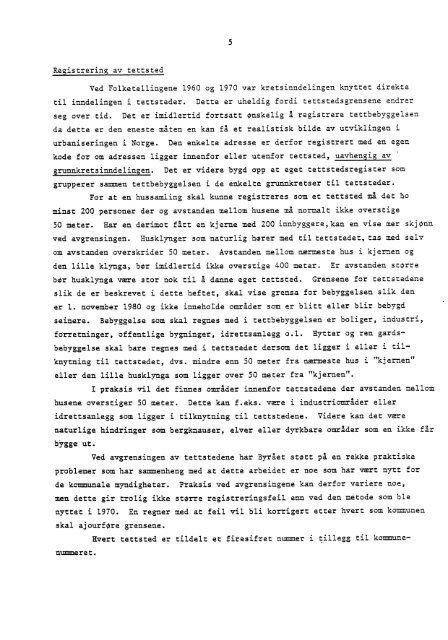 Folke- og boligtellingen 1980 Leka. Grunnkretser og tettsteder ...