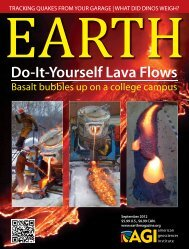 Do-It-Yourself Lava Flows - EARTH Magazine
