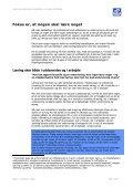 Læring og undervisning i Redningsberedskabet - Konsulentfirmaet ... - Page 4