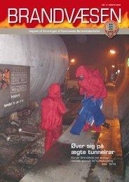 Øver sig på ægte tunnelrør - Foreningen af Kommunale ...