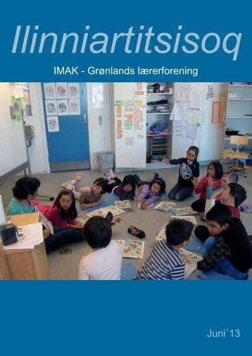Ilinniartitsisoq - Lærernes fagforening i Grønland