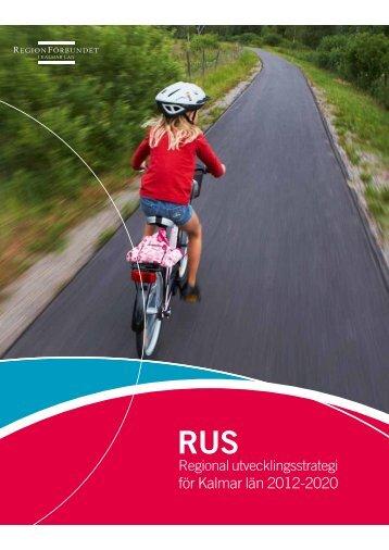 RUS 2012.pdf - Regionförbundet i Kalmar län