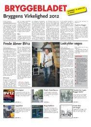 Bryggens Virkelighed 2012 - Bryggebladet
