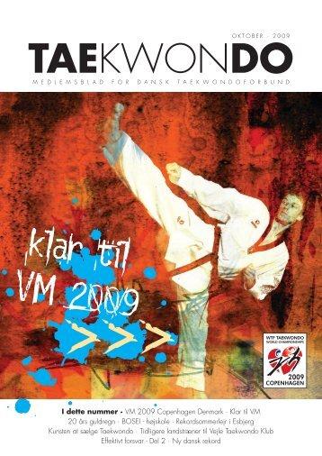 bOseI - Dansk Taekwondo Forbund