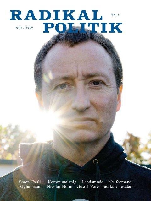 | Søren Fauli | Kommunalvalg | Landsmøde | Ny ... - Radikale Venstre