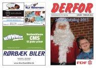 Juleafslutning 2011 - FDF Hjørring