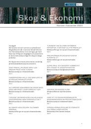 Skog & Ekonomi nr 4 - Danske Bank