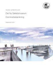 Det Ny Søfartsmuseum Dommerbetænkning - Handels- og ...