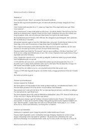 Historien om hvorfor vi holder jul - Hoslykkegaard