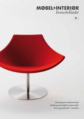 Dansk-japansk møbelsamarbejde Kvalitet og ... - Annette Mammen